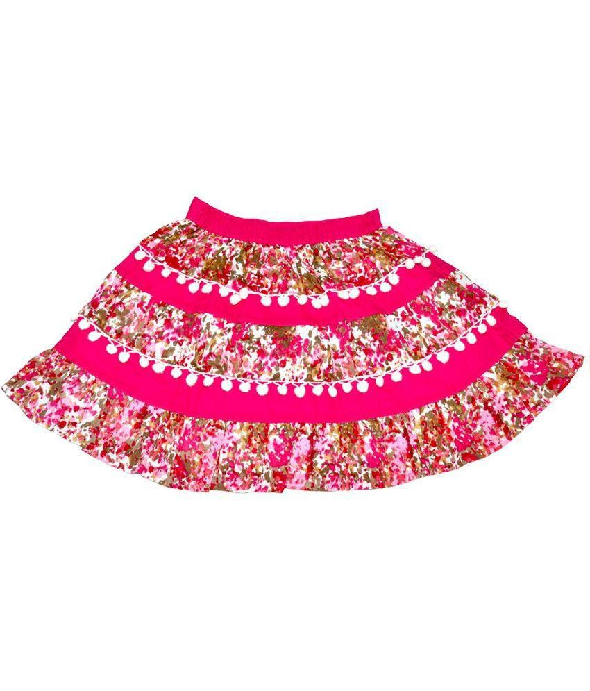Young Birds Pink Skirt