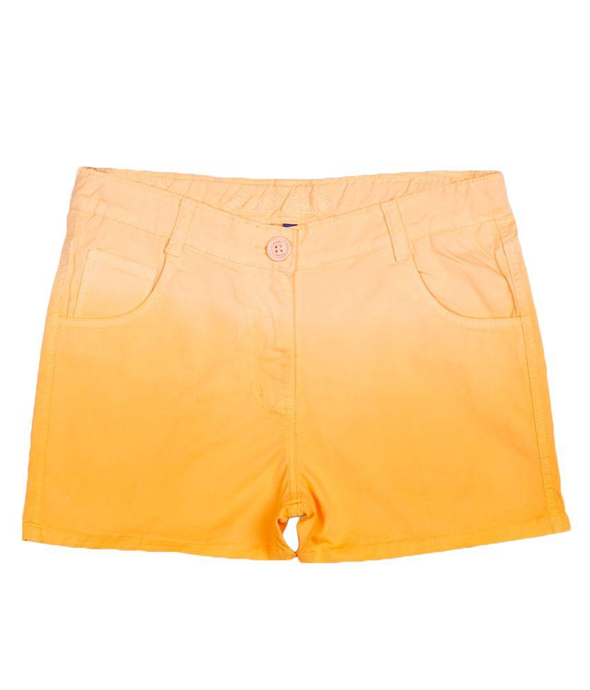 612 League Orange Shorts