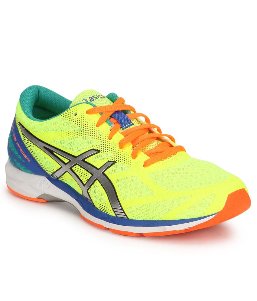 asics gel ds racer 10 multi colour sports shoes buy