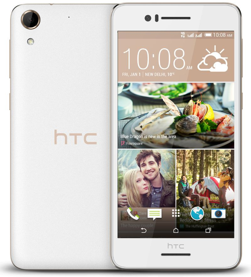 HTC Desire 728w 2PQ8100 16GB White