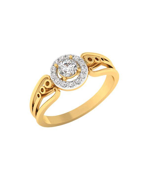 Kiara 92.5 Sterling Multicolour Ring