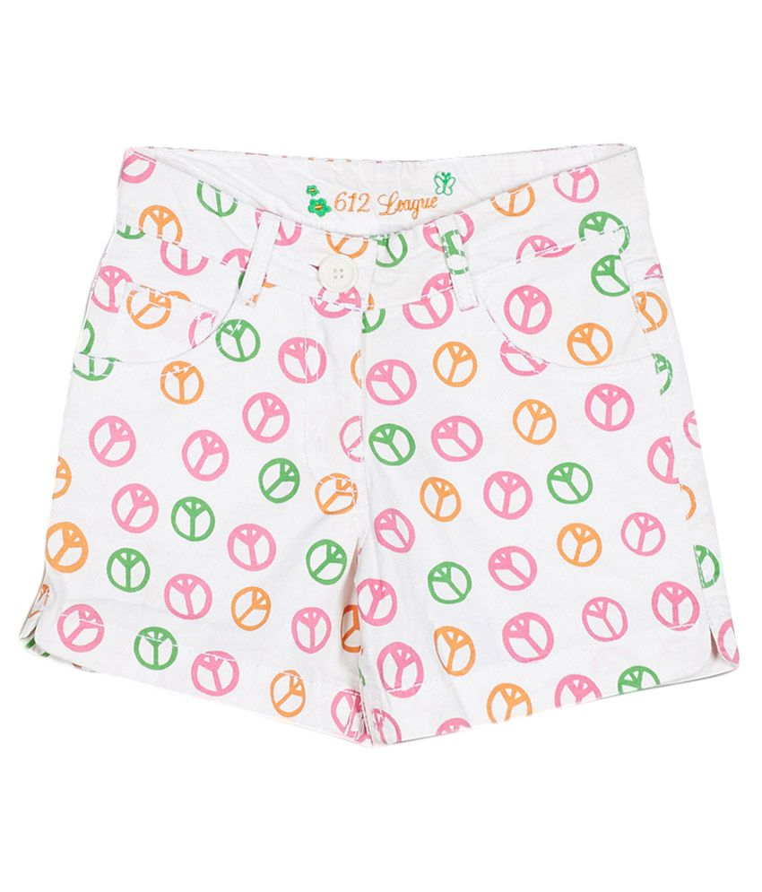 612 League Multi Colored Shorts