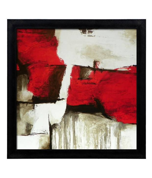 Elegant Arts And Frames Textured Continuum Painting