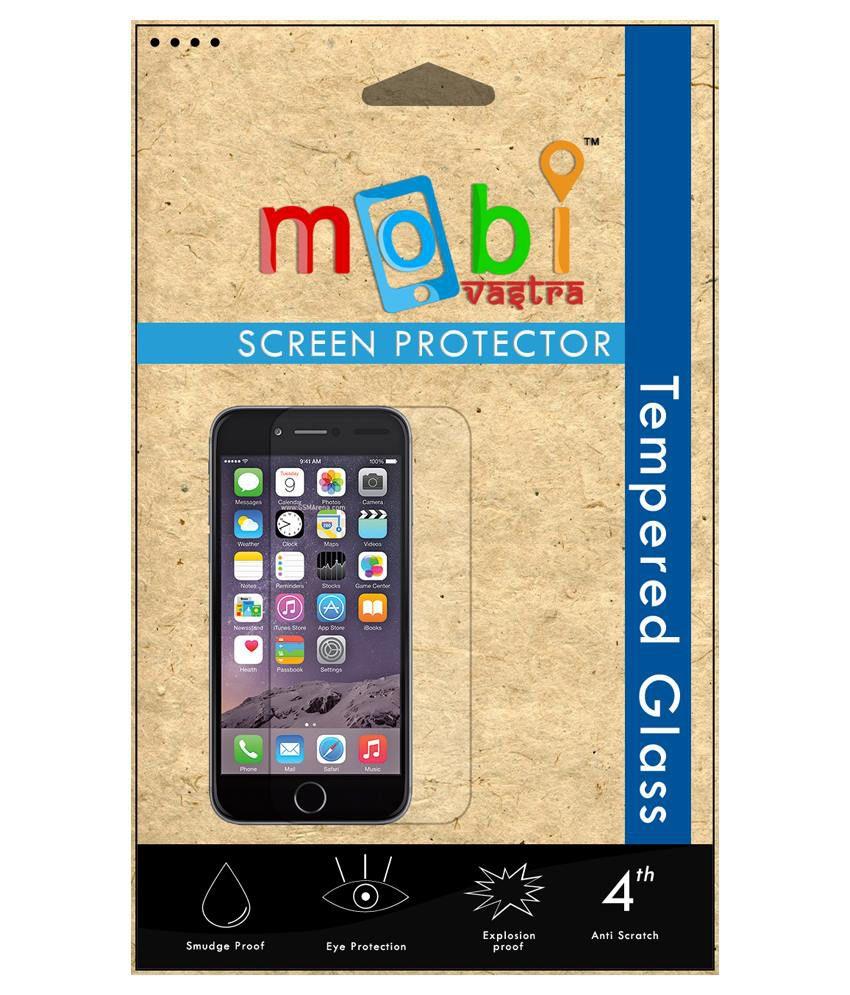 Intex Star 2 Tempered Glass Screen Guard by Mobi Vastra
