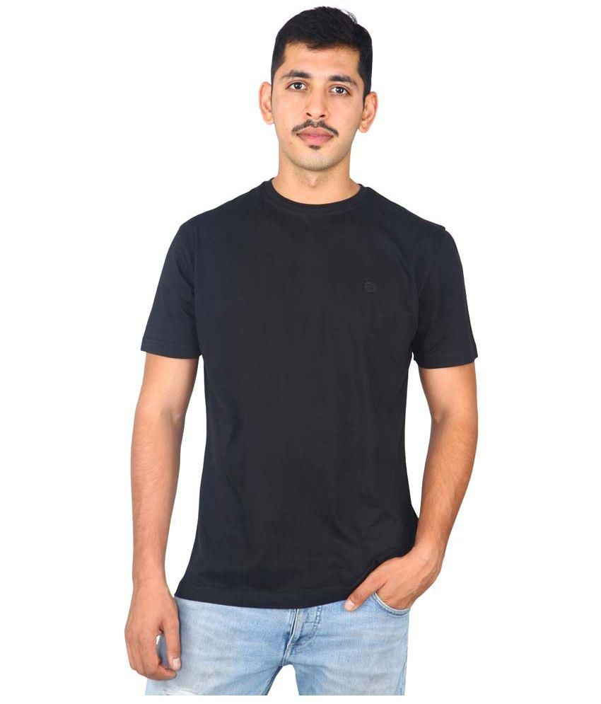 ATHLETE Athlete Black Cotton T-Shirt