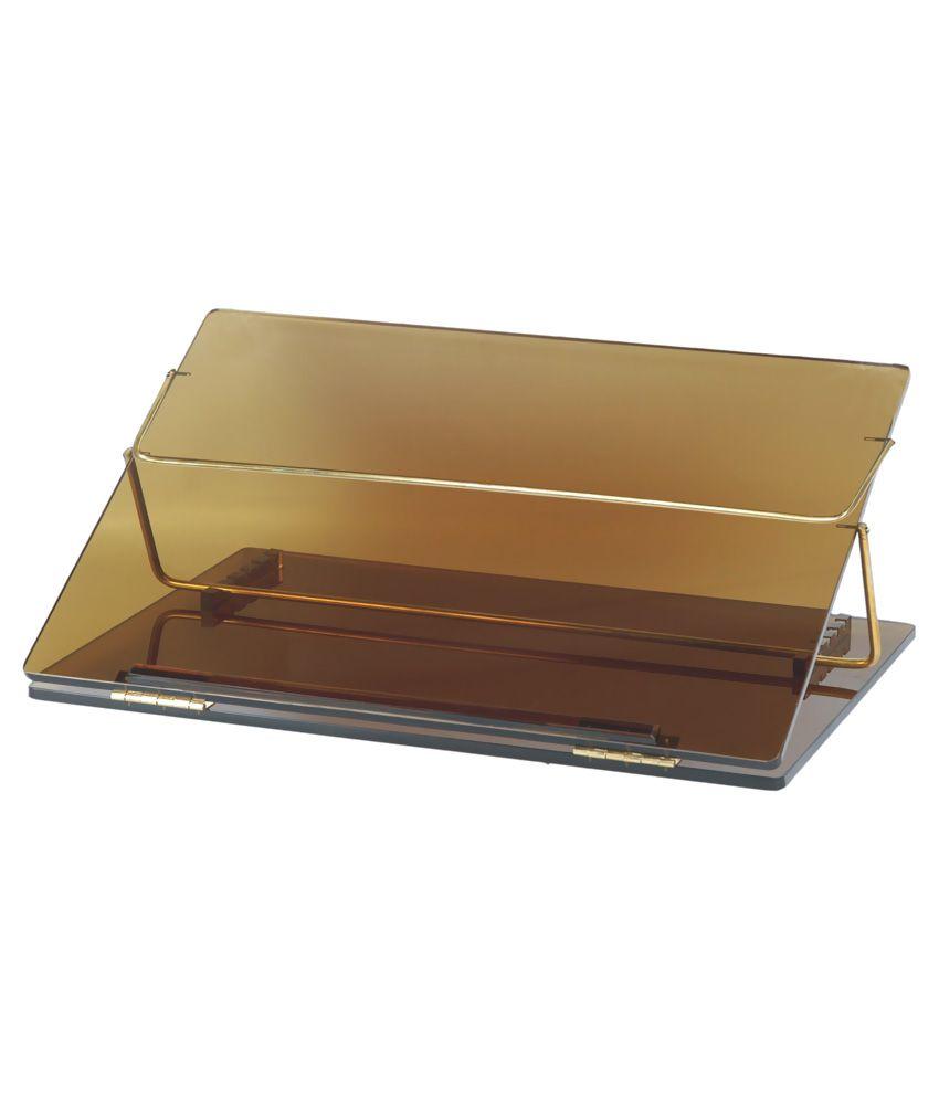 Rasper Acrylic Table Top Easy Reading Desk Small Size