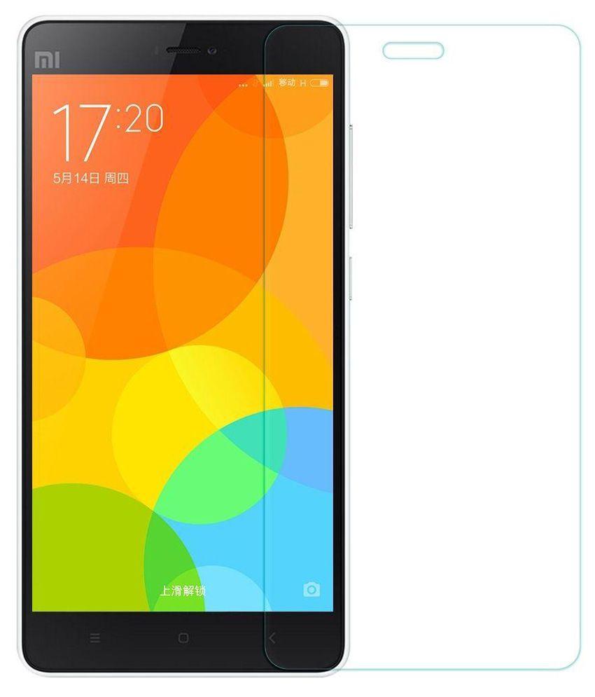 A1 Screen Gaurd Protector for Xiaomi Redmi Mi4i - Transparent
