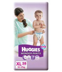 Huggies Wonder Pants Diapers (large)- Pack Of 8