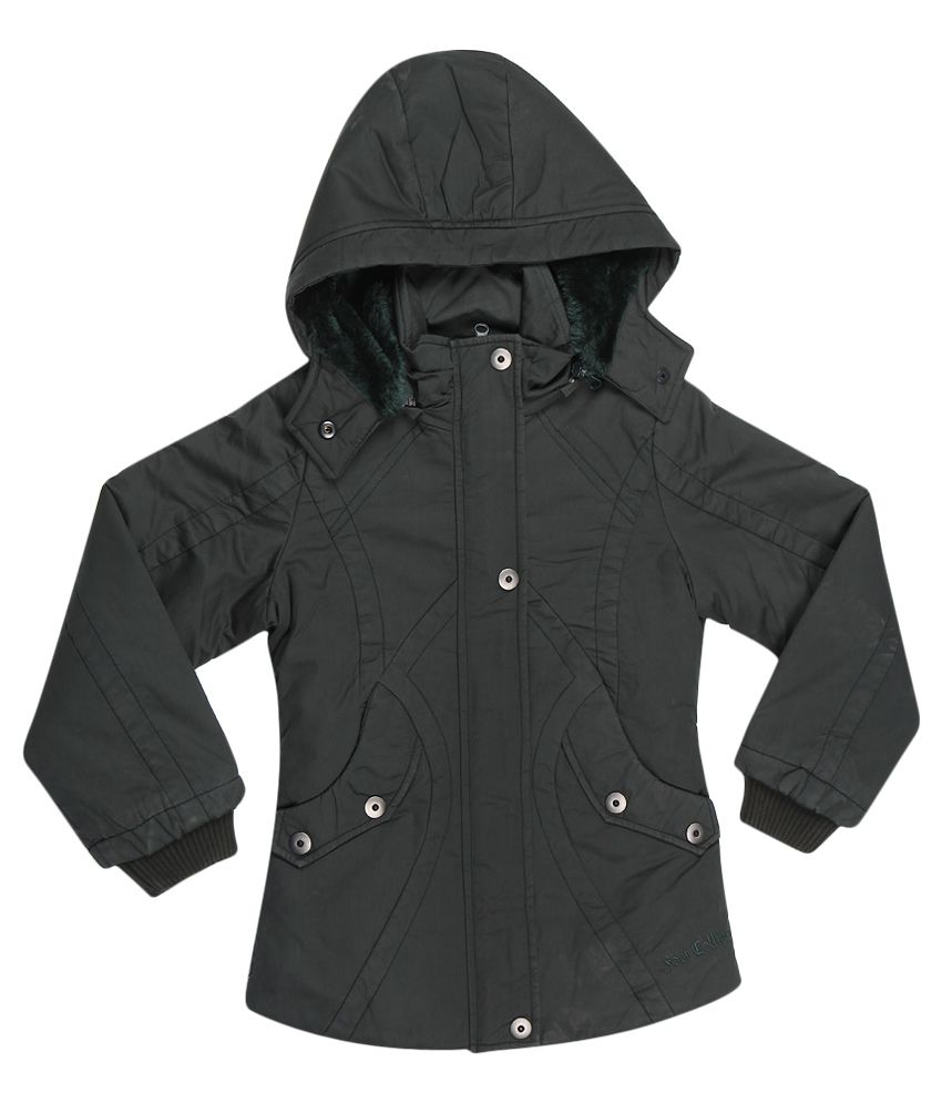 Fort Collins Gray With Hood Jacket