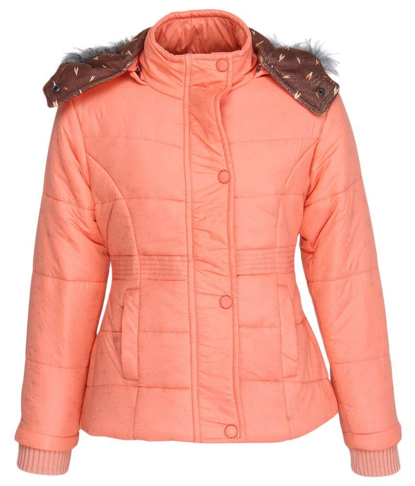Fort Collins Orange With Hooded Jacket