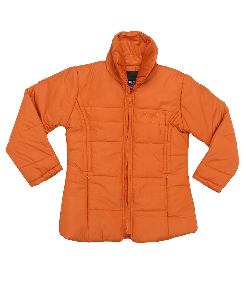 Fort Collins Orange Without Hoods Jacket