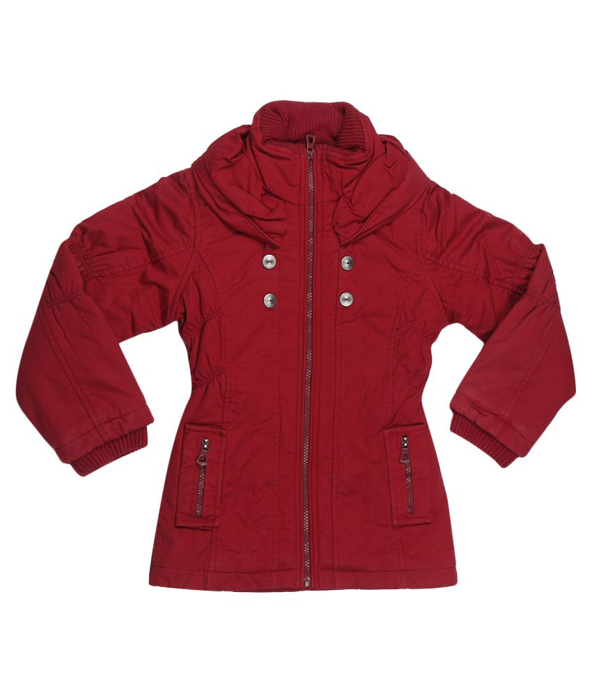Fort Collins Red Without Hoods Jacket