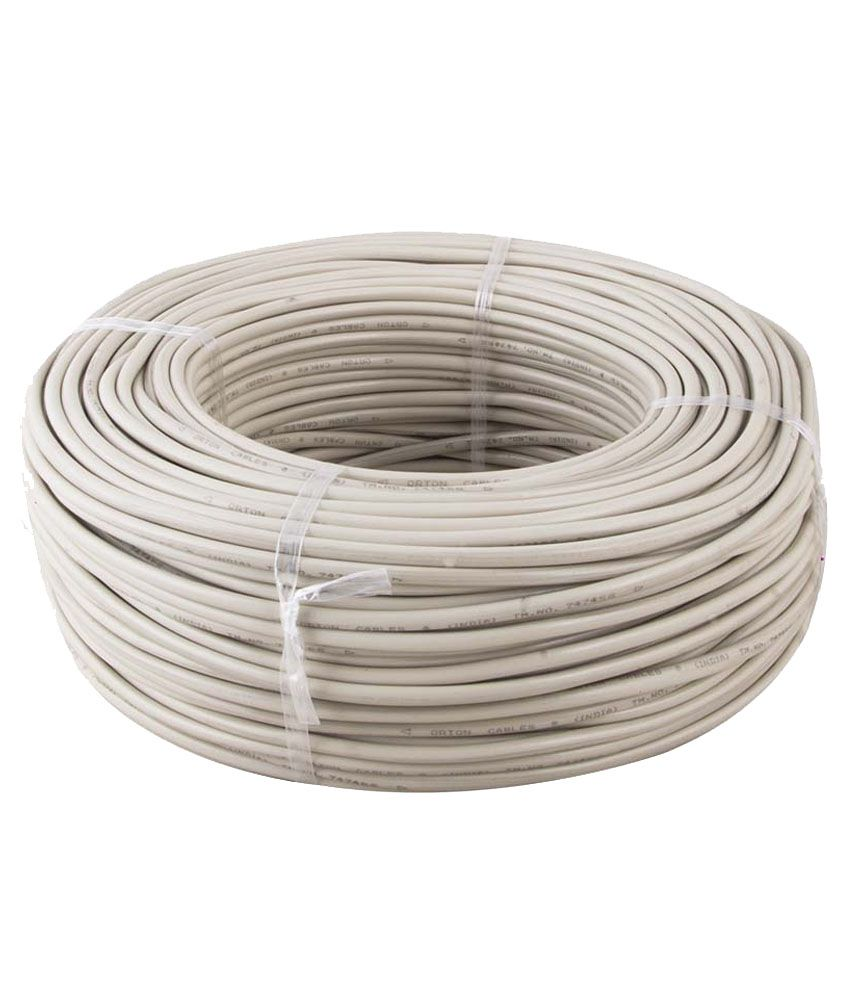 Buy Lgr Cable Industries White Copper Wire Online at Low Price in ...