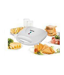 Nova 2 Slice Sandwich Maker NSM 2412 - White