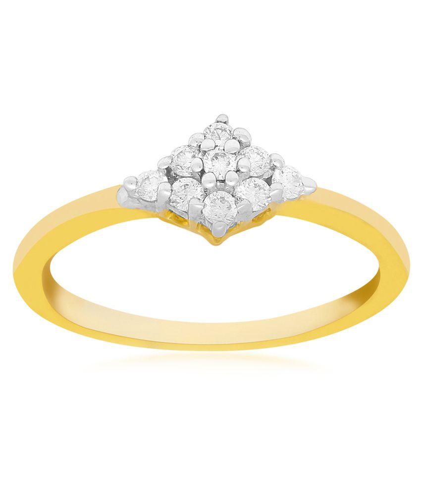 Sangini 18kt Gold Ring For Women