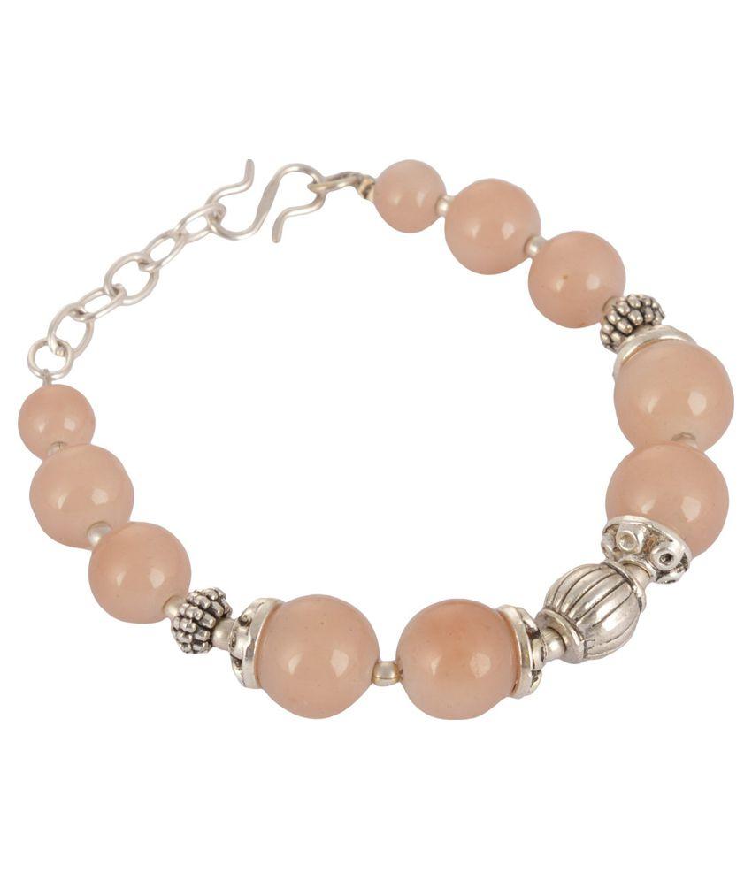 Subharpit Pink Designer Bracelet