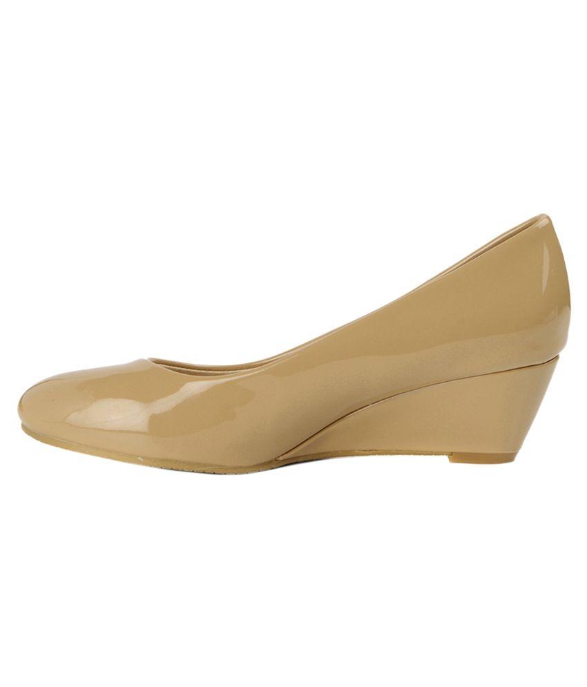 Flat Wedge Heels