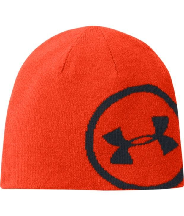 Under Armour Under Armour Men's Billboard Beanie True Gray Heather/blk/blk