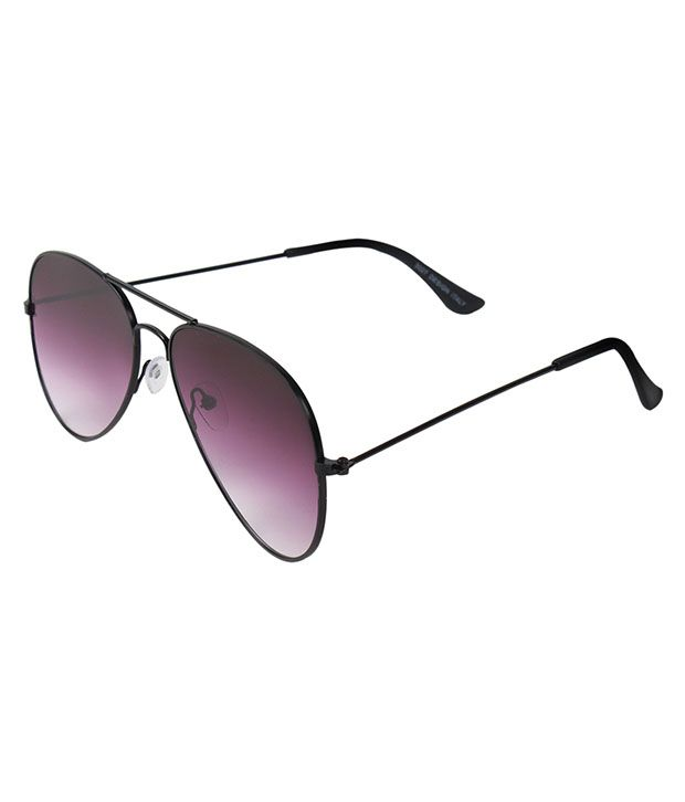 Selfieseven Ss-sung-084 Multicolor Aviator Sunglasses
