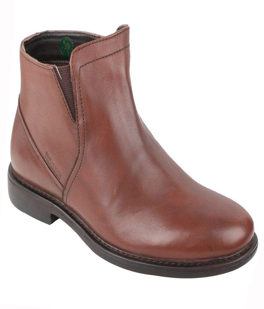 Woods Brown Boots