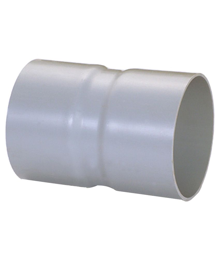 Finolex Pvc Fabricated Coupler 3/4 Inch (25mm) 15kgf - 10 Pieces