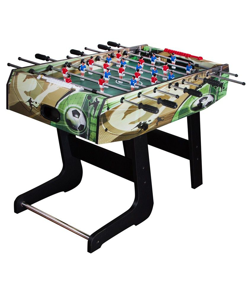 BOOT BOY Foosball Soccer Table - BB 126 IN
