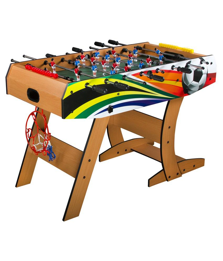 BOOT BOY Foosball Soccer Table - BB 123 IN