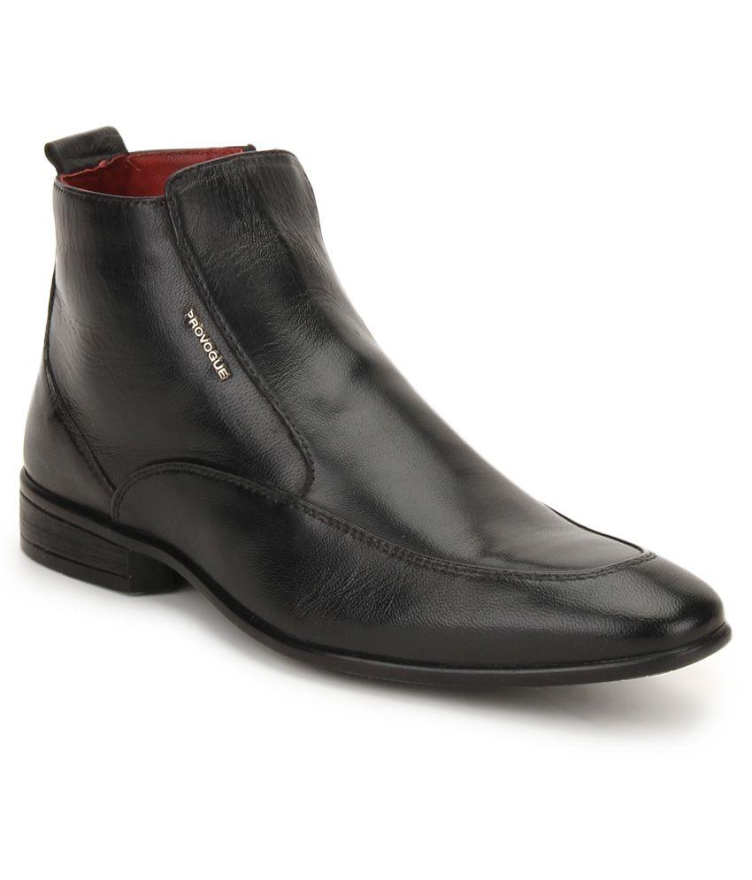 Provogue Black Boots