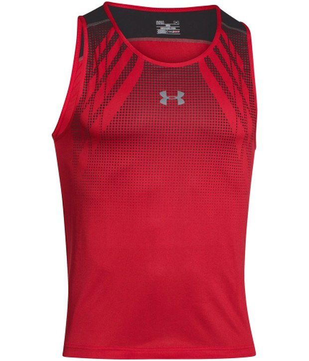 Under Armour Under Armour Pink And Blue Mens Tech Graphic Sleeveless Tank (pack Of 2)