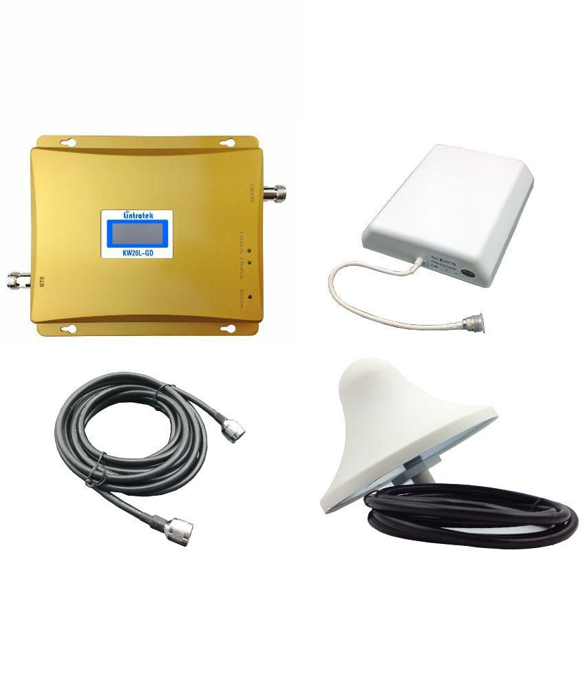 Lintratek KW20L-GD All Operator Signal Booster 3200 RJ11