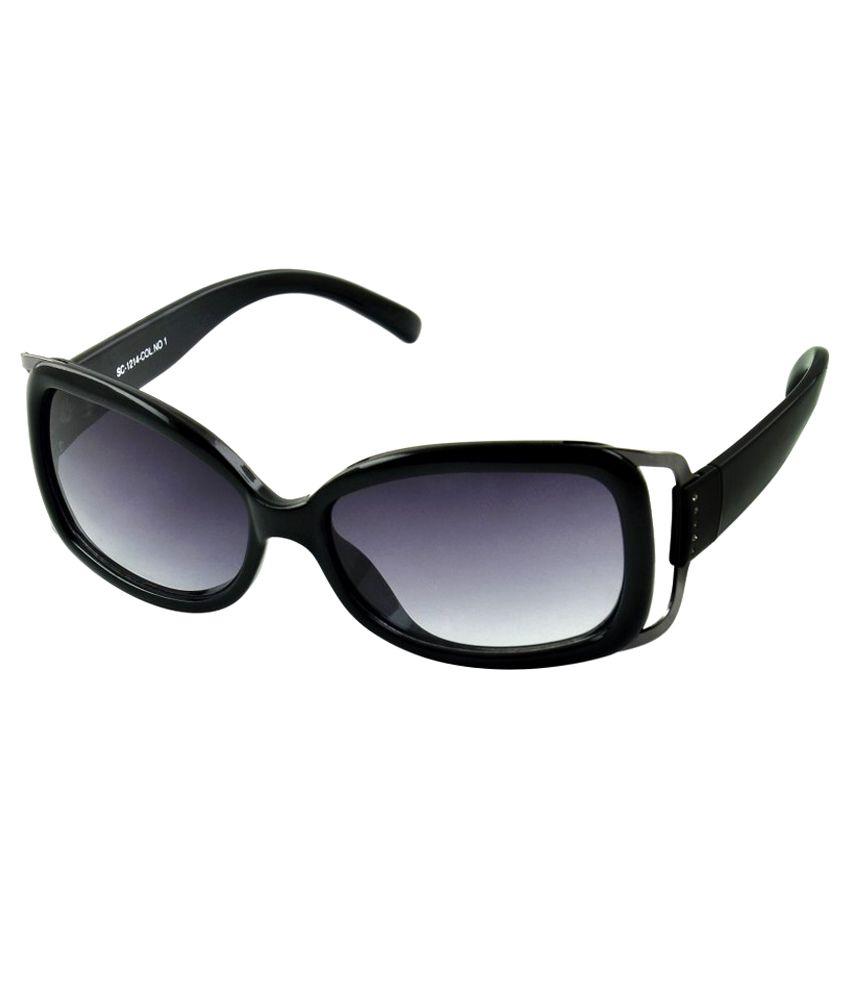 9deb4e691d9 Scott Sc-1214-c1 Black Sunglasses For Women - Buy Scott Sc-1214-c1 Black  Sunglasses For Women Online at Low Price - Snapdeal