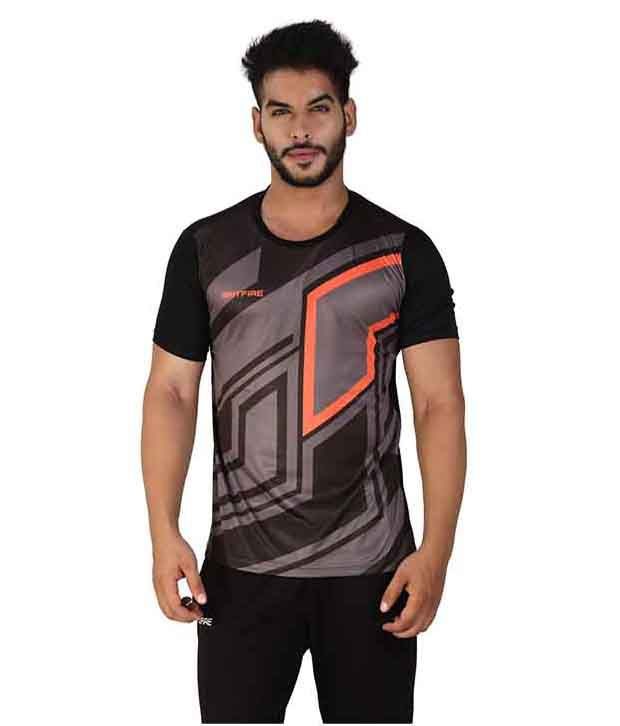 Spitfire Multi Polyester T-shirt