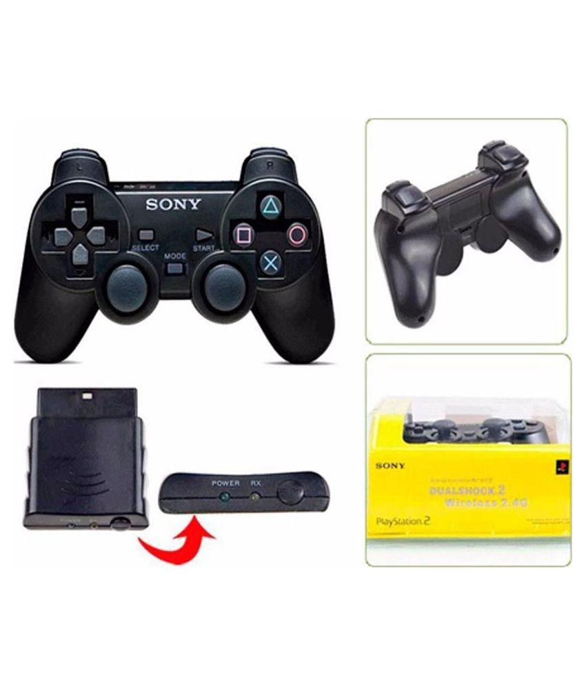 Buy Macca Sony Playstation2 Dualshock 2 Controller Wireless 24g Playstation Gamepad