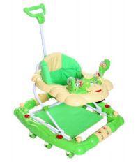 Mee Mee Green Plastic Baby Walker