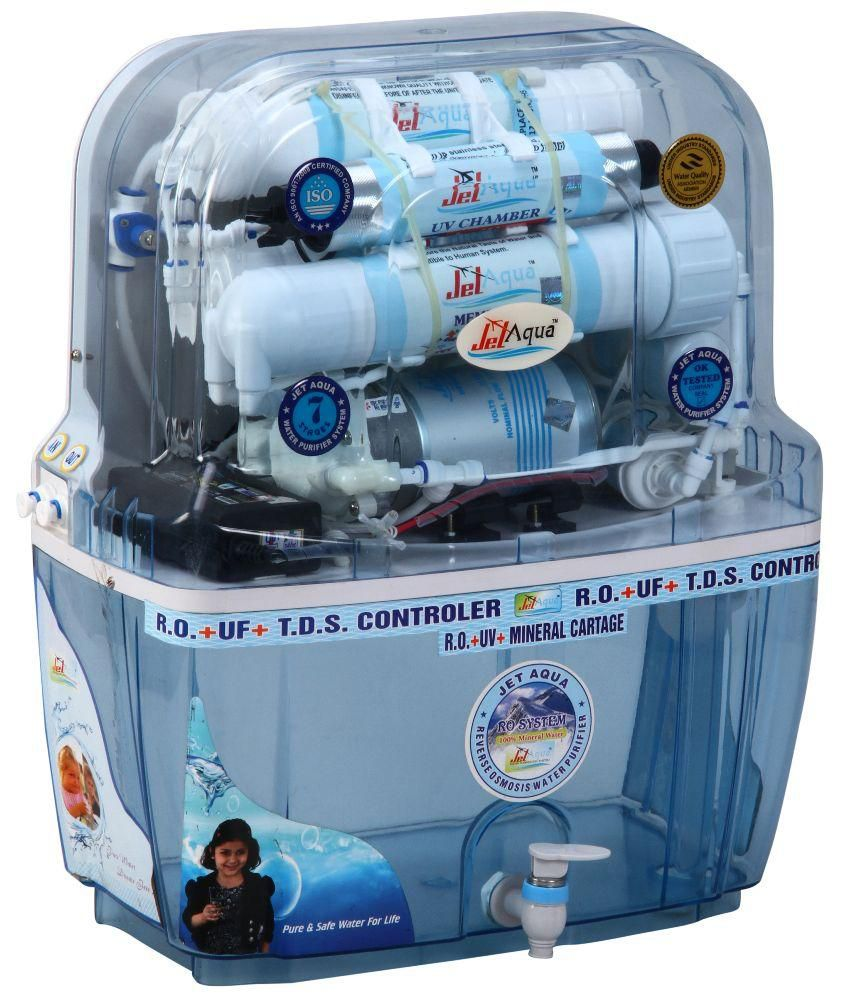 Jet Aqua Swift Dezire 15 Litre RO Water Purifier