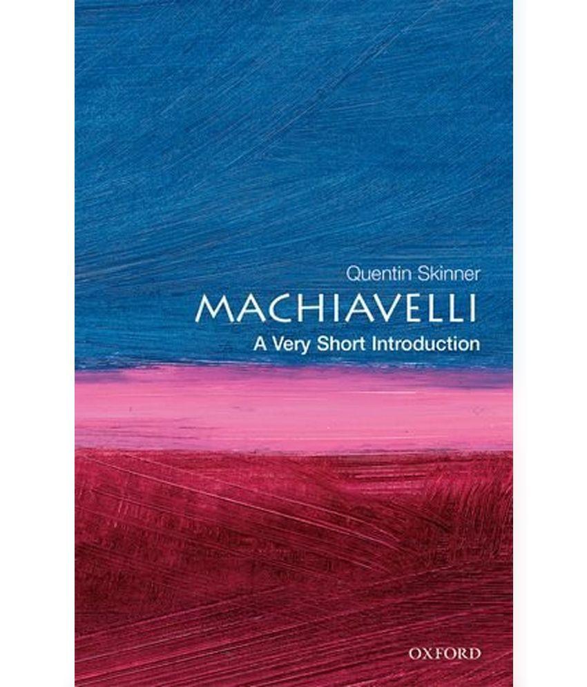 machiavelli a very short introduction pdf
