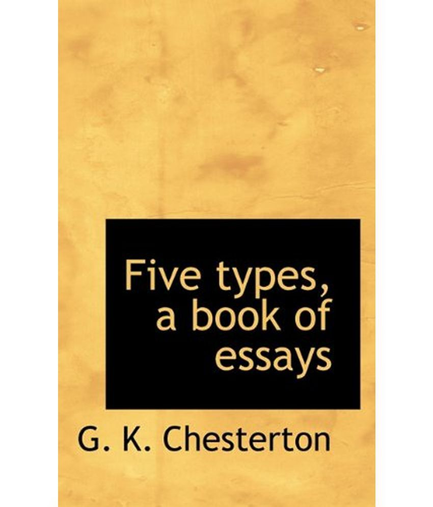Five types of essays