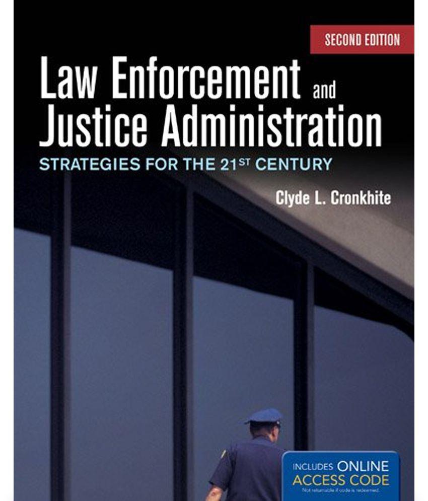 justice law enforcement