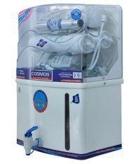 Cosmos 15l Kt Ro Ro Purification Ro+uv+uf Water Purifier