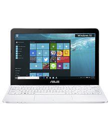 Asus X205TA-FD0060TS Eeebook (90NL0731-M07730) (Intel Atom- 2 GB RAM- 32 GB eMMC- 29.46 cm (11.6)- Windows 10) (White)