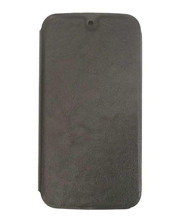 hot sale online 06241 d9b7f Koko Flip Cover Case For Acer Liquid Z530 -black