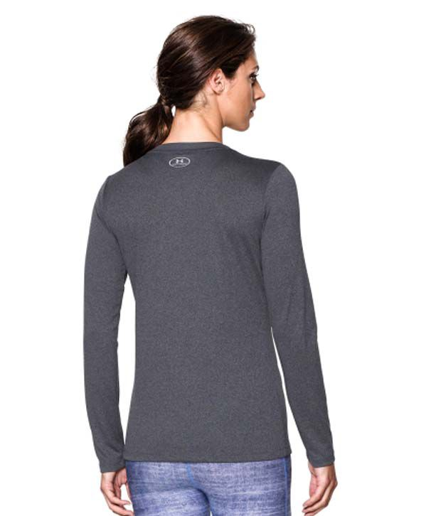 Under Armour Under Armour Women's Tech Long Sleeve Shirt, White