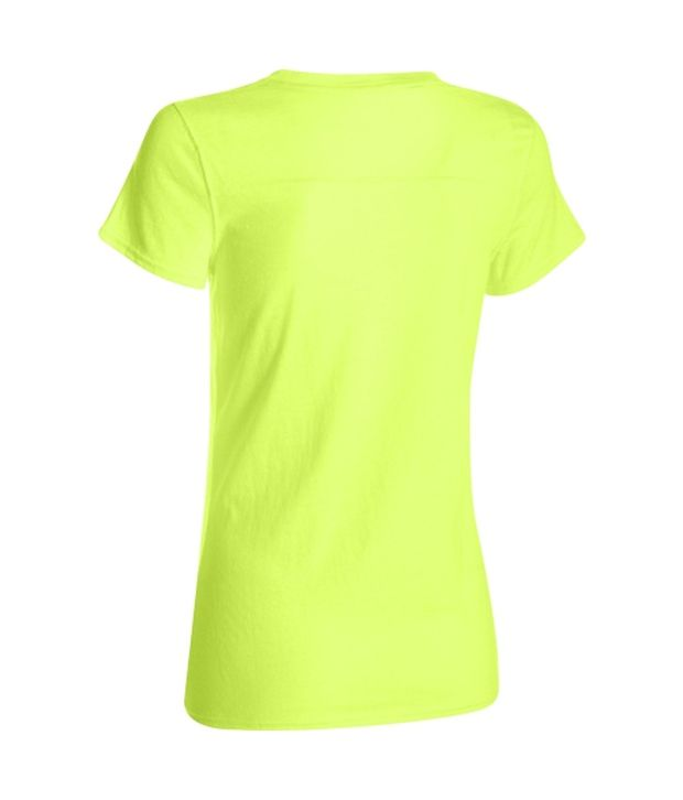 Under Armour Under Armour Women's Charged Cotton Tri-blend Standout Short Sleeve Shirt, X-ray
