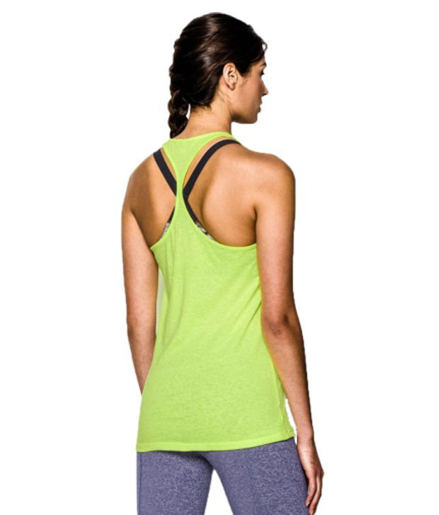 Under Armour Under Armour Women's Charged Cotton Tri-blend Stadium Tank Top, X-ray