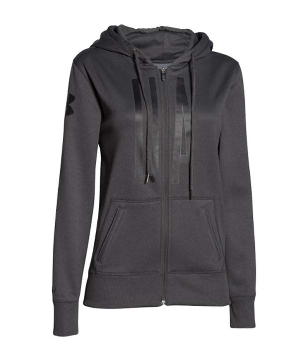 Under Armour Under Armour Women's Storm Armour Fleece Full Zip Graphic Hoodie, Rebel Pink/ox Blood