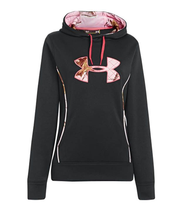 Under Armour Under Armour Women's Storm Caliber Hoodie, Ivory/realtree Xtra