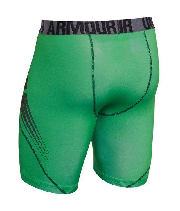 Under Armour Men's NFL Combine Authentic Compression Shorts Royal