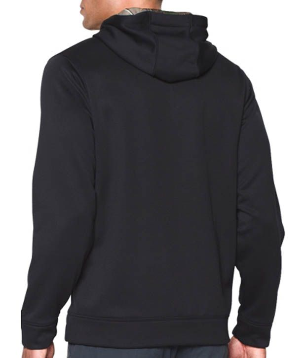 Under Armour Men's Storm Caliber Fleece Hoodie Red