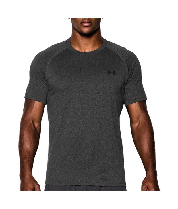Under Armour Men's Tech II T-Shirt, Sunbleached/Steel