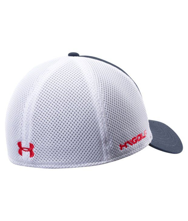 Under Armour Under Armour Men's Mesh Golf Hat, Poison